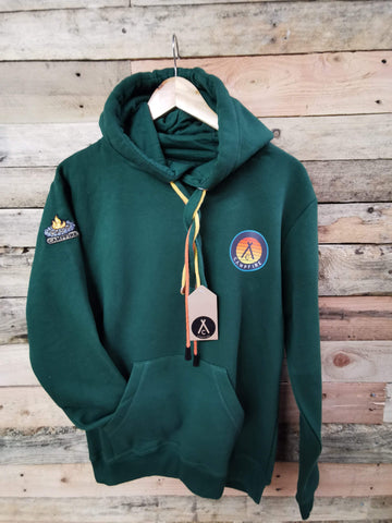 Forest Green Scout Hoodie