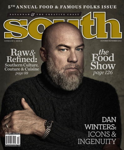 Dan Winters Cover - Oct/Nov 2012
