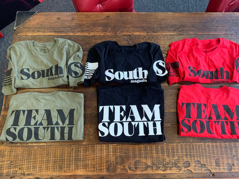 Team South 2019 Limited Edition Tee