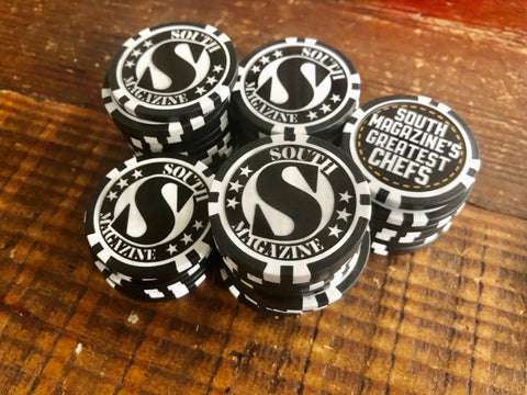 South Poker Chip