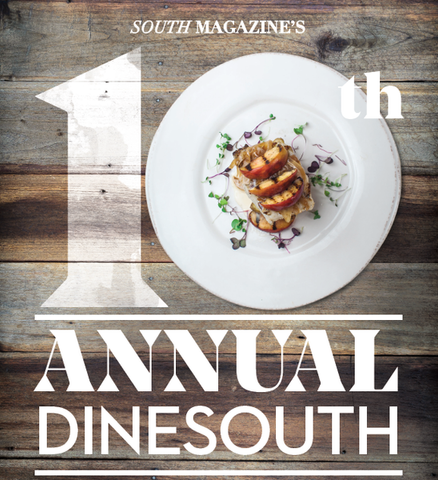 DineSouth 2017: Thursday, October 12, 2017 VIP Tickets