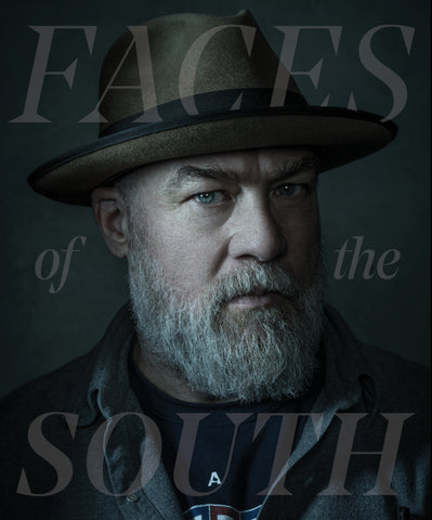 Faces of the South - The Trilogy Edition - Price includes Shipping