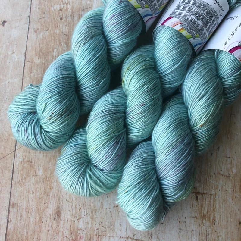 Fade St 4ply - Cove - Ready to Ship (Woollinn 2020 MAL Limited Edition Colourway)