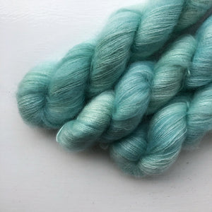 Abbey Lace - Seafoam