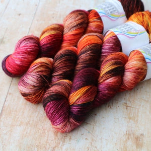 Fade St 4ply - Hallows