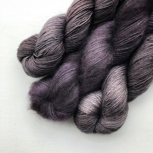 Textured Yarn Kit  Pre Order - Smoke & Mirrors