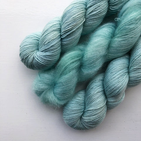 Textured Yarn Kit  Pre Order - Seafoam