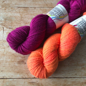 Malahide Sweater - Kit Size 2 to 6 - Shimmer & Supersplit Pre order