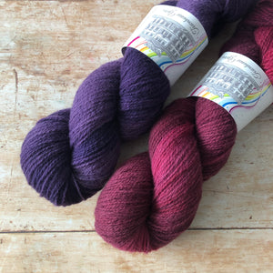 Malahide Sweater - Kit Size 2 to 6 - Velvet & Embers Pre order