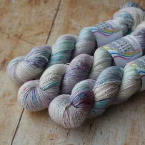 Fade St 4ply - Wings Are Made To Fly