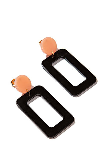 EXCLAiM Acrylic Earrings - EXCLAiM
