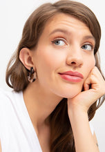 Load image into Gallery viewer, EXCLAiM Acrylic Leopard Earrings - EXCLAiM