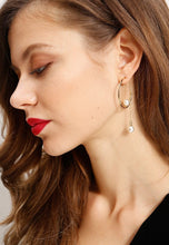 Load image into Gallery viewer, EXCLAiM Pearl Drop Earrings - EXCLAiM