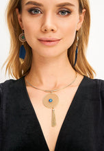 Load image into Gallery viewer, EXCLAiM Moonstone Necklace - EXCLAiM