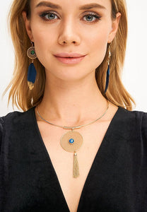 EXCLAiM Moonstone Necklace - EXCLAiM