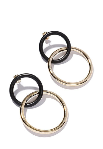 EXCLAiM Hoop Earrings - EXCLAiM