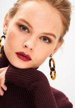 Load image into Gallery viewer, EXCLAIM Acrylic Drop Leopard Earrings - EXCLAiM