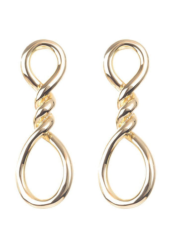 EXCLAiM Twisted Earrings