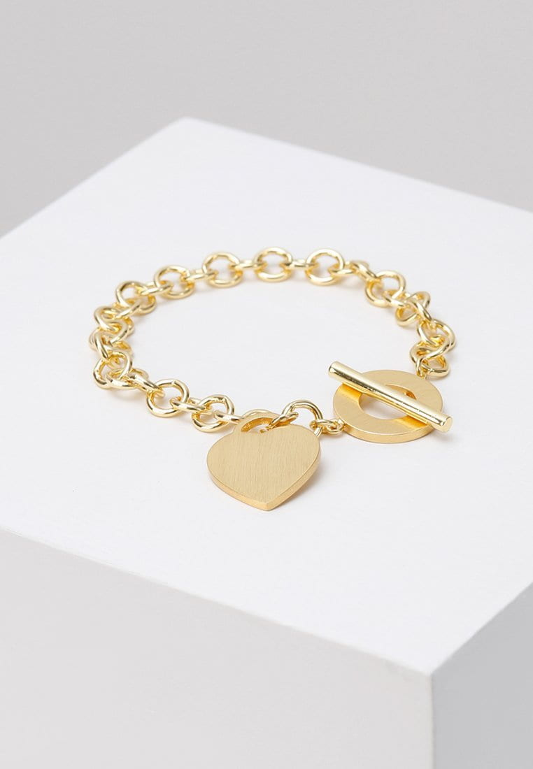EXCLAiM Heart Chain Bracelet - EXCLAiM