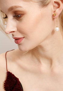 EXCLAiM Pearl Earrings - EXCLAiM
