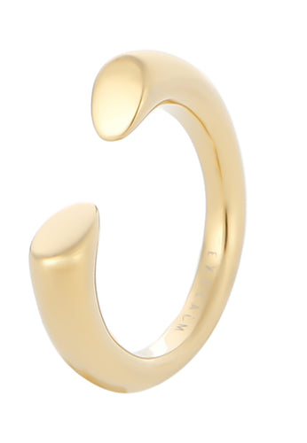 EXCLAiM Ring Gold