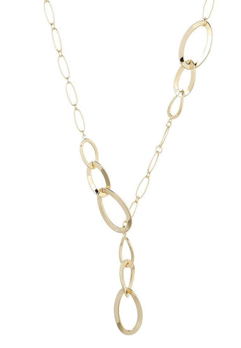 EXCLAiM Long Chain Necklace - EXCLAiM