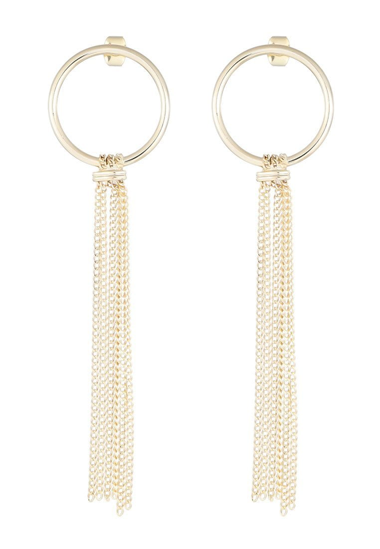EXCLAiM Long Tassel Earrings - EXCLAiM