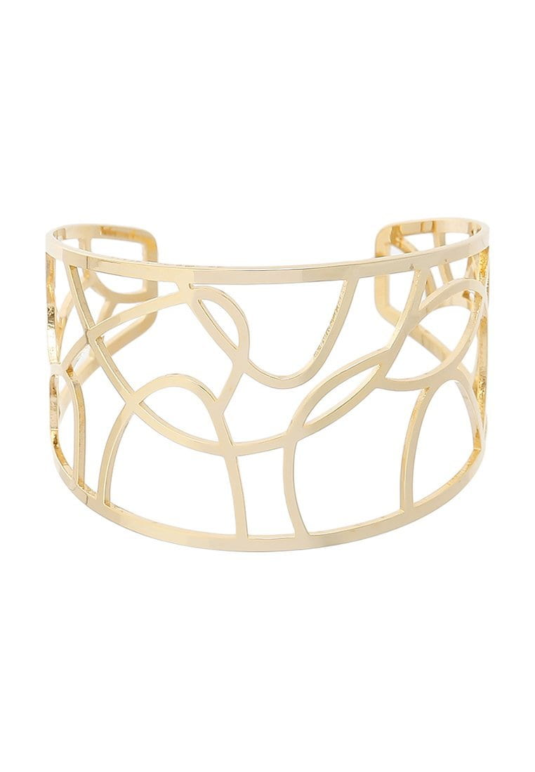 EXCLAiM Wide Bangle Bracelet