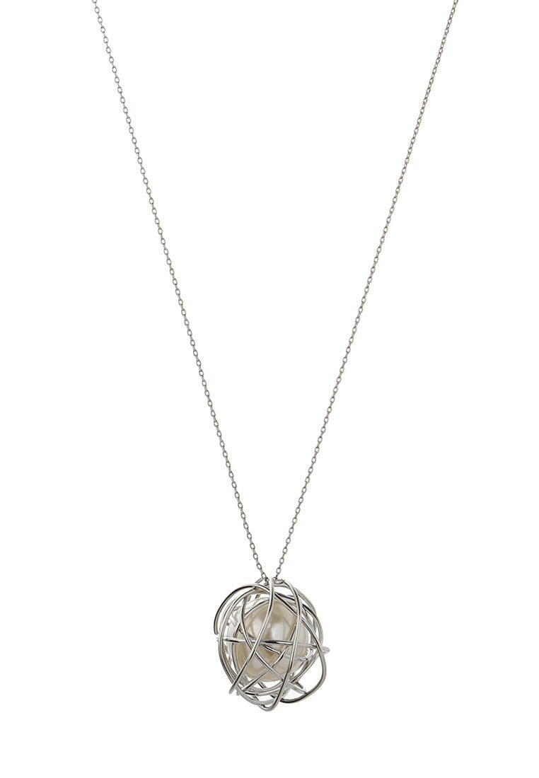 EXCLAiM Pearl Pendant Necklace - EXCLAiM