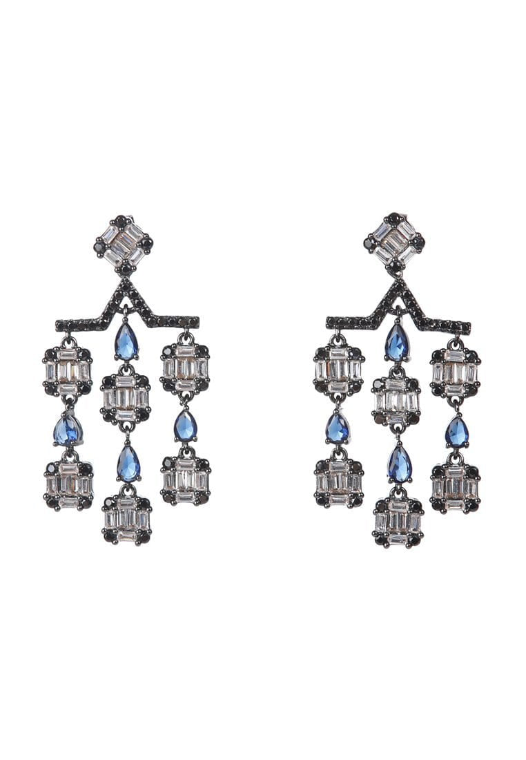 EXCLAiM Cascading Chandelier Earrings - EXCLAiM