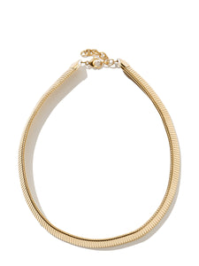 EXCLAiM Gold Minimalist Necklace