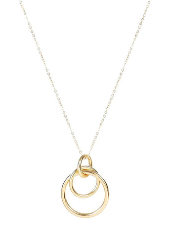 EXCLAiM Chain Pendant Necklace - EXCLAiM