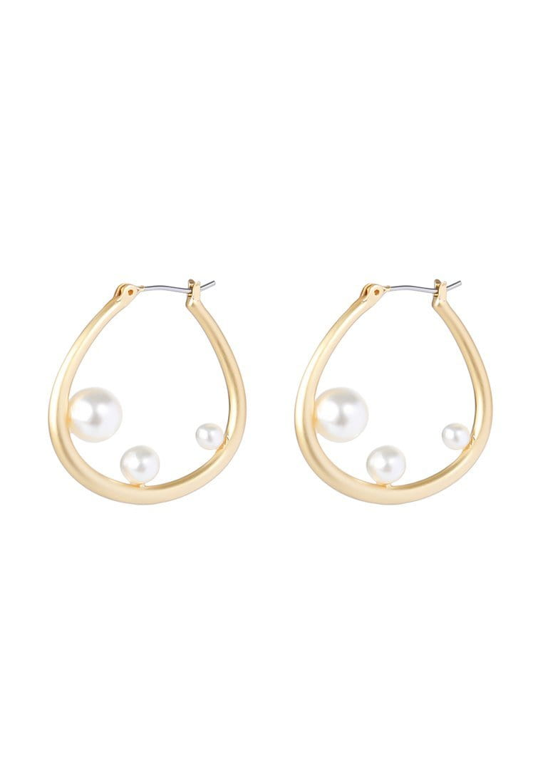 EXCLAiM Irregular Hoop Earrings - EXCLAiM