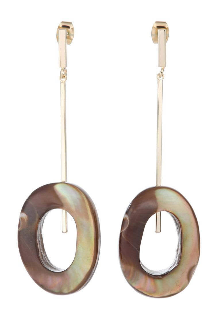 EXCLAiM Long Earrings with Hoops - EXCLAiM