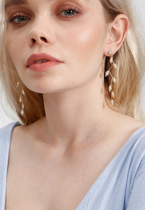 EXCLAiM Long Twig Earrings - EXCLAiM