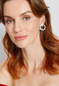 EXCLAiM Evening Crystal Earrings - EXCLAiM