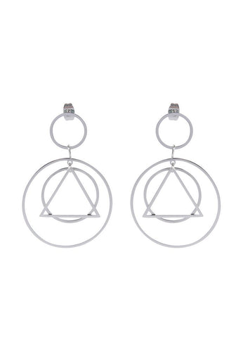 EXCLAiM Delicate Geometry Earrings - EXCLAiM
