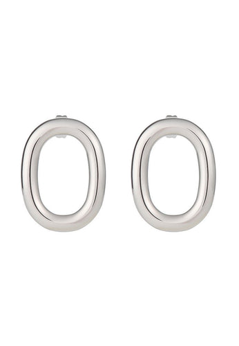 EXCLAiM Chunky Oval Earrings - EXCLAiM