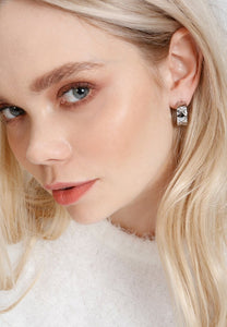 EXCLAiM Chunky Hoop Earrings - EXCLAiM