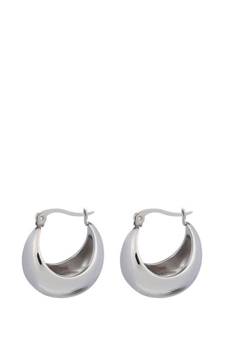 EXCLAiM Chunky Statement Hoop Earrings - EXCLAiM