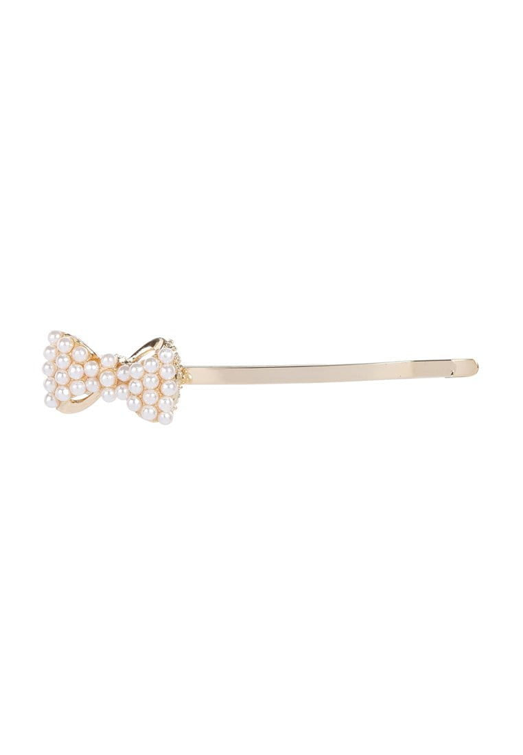 EXCLAiM Butterfly Pearl Hair Pin - EXCLAiM