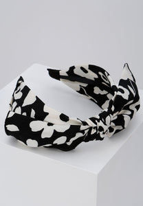 EXCLAiM Floral Print Hair Band - EXCLAiM