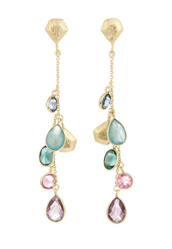 EXCLAiM Color Stone Earrings