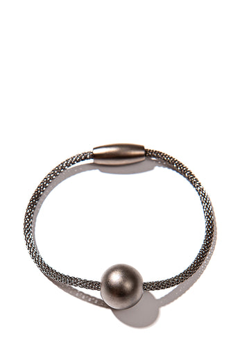 EXCLAiM Ball Bracelet Black