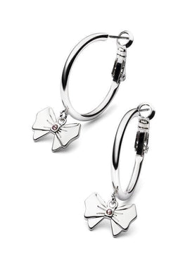 PICBE X EXCLAiM Bow Earrings