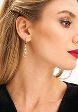 Load image into Gallery viewer, EXCLAiM Drop Earrings 925 Silver - EXCLAiM