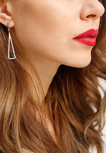 EXCLAiM Drop Earrings 925 Silver - EXCLAiM