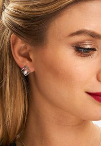 Silver - EXCLAiM Stud Earrings 925 Silver
