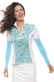del Sol Solid Sun Sleeves - Unisex UPF 50+ ultralight arm protection
