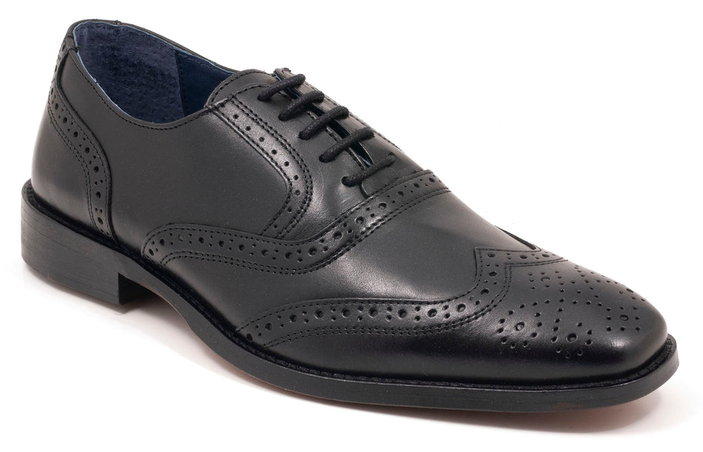 Oxford Wingtip Black